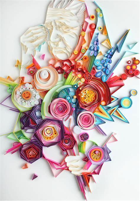 20 Astonishing Quilling Artworks By Yulia Brodskaya   Art