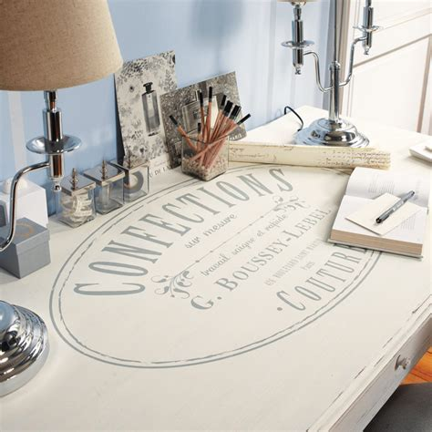 scrivanie maison du monde tipografia arredamento e design arredica