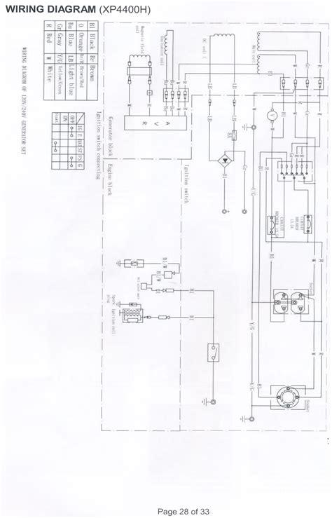 all power 3500 generator wiring diagram new wiring