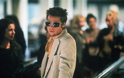Studded Fight Club by Brad Pitt Fight Club Sunglasses Durden Most Iconic
