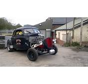 Our 1941 Plymouth Gasser  YouTube