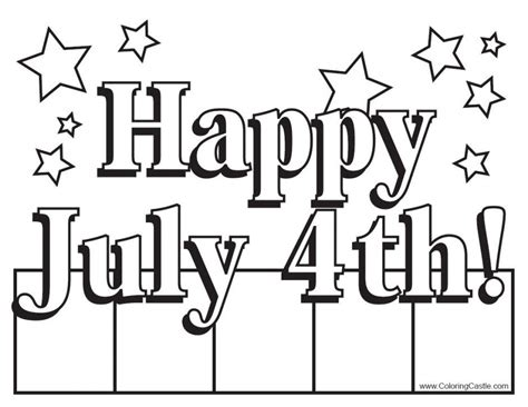 4th of july coloring pages pdf coloring amp activity pages 87929 4th of july printable