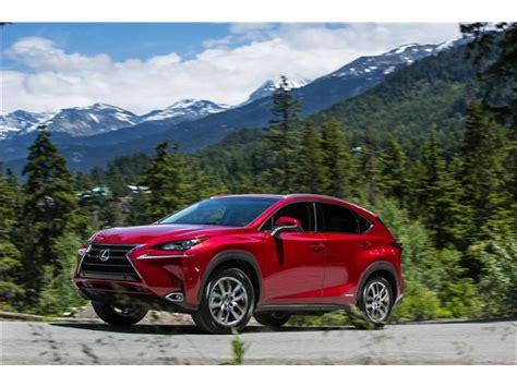 lexus nx 2018 hybrid 2018 lexus nx hybrid performance u s news world report