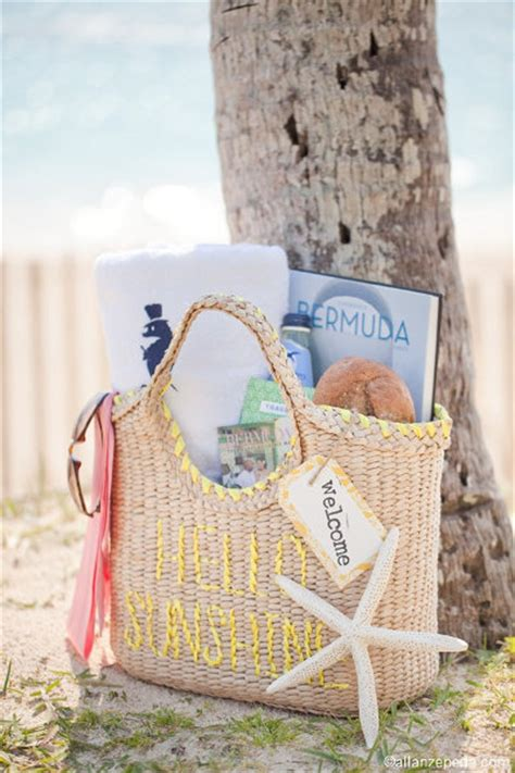 Creating a Welcome Bag for your Destination Wedding Guests   Aisle Plan Your Day