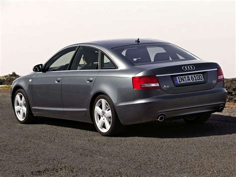 Audi A6 4.2 quattro Sline (2005) picture 10 of 15