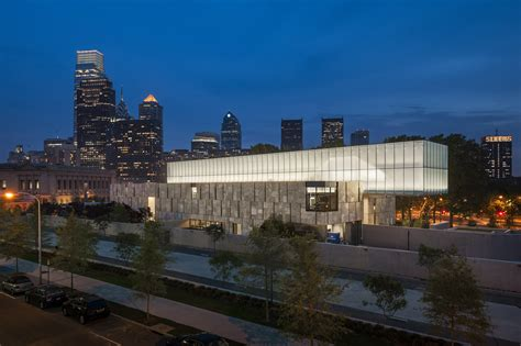 gallery of the barnes foundation tod williams billie