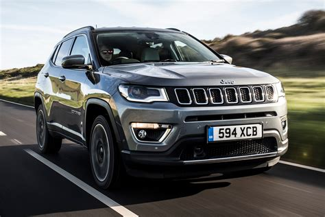 suv jeep 2017 new jeep compass suv 2017 review auto express