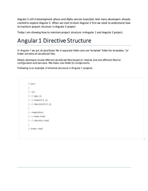 compare angular 1 and angular 2 directive structure