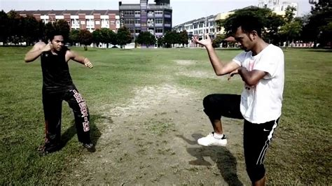 Film Silat Seru | seru silat vs muay thai short film youtube