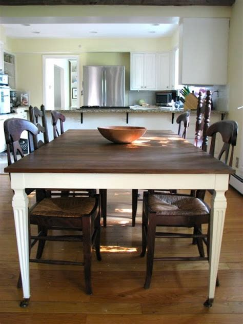 best finish for kitchen table 17 best images about kitchen table refinish on