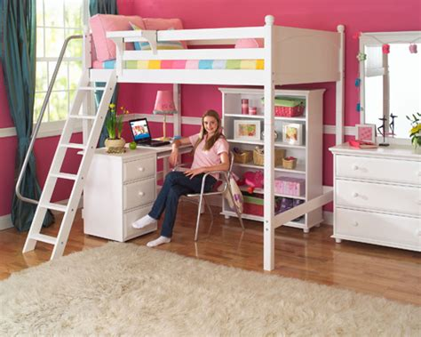 girl loft beds easiest choice getting girls loft beds for saving space in girl s rooms home