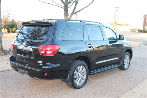 Toyota Sequoia 2015 Price 2015 Toyota Sequoia Limited 4x4 Price Used Cars