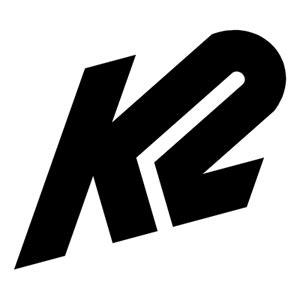 k2 name logo outlaw custom designs, llc