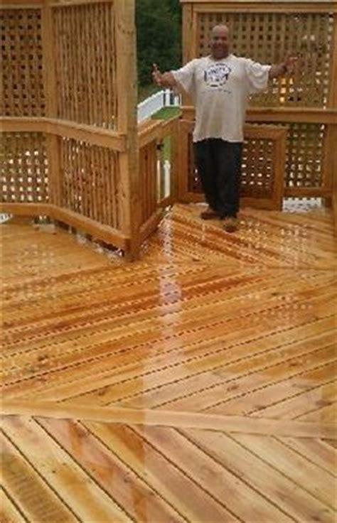 carolina wood decks decks clean & stain winston
