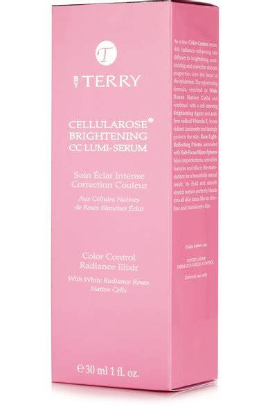 by terry cellularose brightening cc lumi serum apricot glow and by terry cellularose 174 brightening cc lumi serum