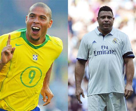 Luis Ronaldo Brazil Corinthian Microstars Away ronaldo legend s wag 13 years his