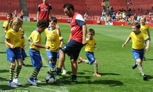 Arsenal put faith in the kids once again and then get a grilling on