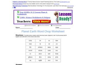 Planet Earth Freshwater Worksheet by Planet Earth Freshwater Worksheet Pics About Space