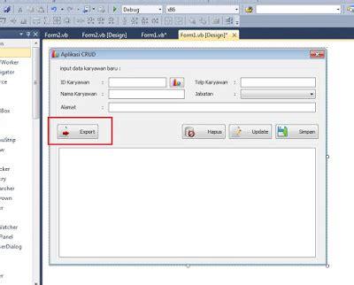 membuat database xml export database ke xml dengan vb net guzko
