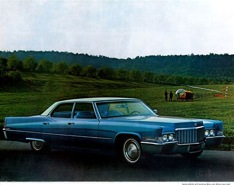 1970 cadillac colors 1970 specs colors facts history and