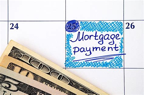 than merrill why the mortgage payment calculation