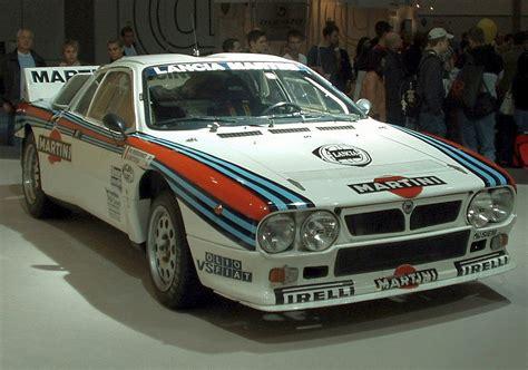 B Lancia Lancia Rally 037