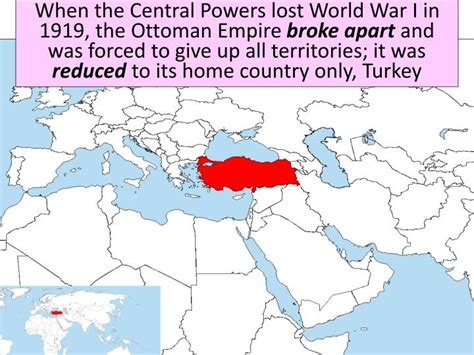 in 1923 the ottoman reorganized as what country ppt essential question powerpoint presentation id