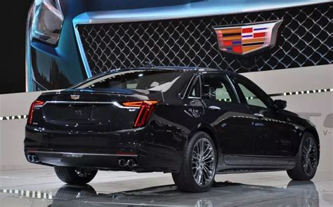 2019 Cadillac Turbo V8 by 2019 Cadillac Ct6 V Sport Turbo V8 Release Date