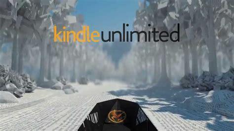 amazon kindle unlimited kindle unlimited youtube