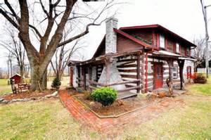 pennsylvania c 1700s log cabin circa houses