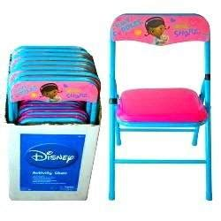 doc mcstuffins armchair amazon com disney doc mcstuffin folding erasable activity