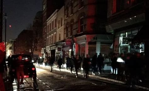 film it happened in soho a power cut has plunged london s soho into darkness
