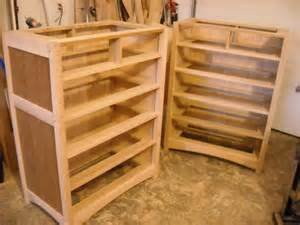 woodwork dresser drawer design plans pdf plans