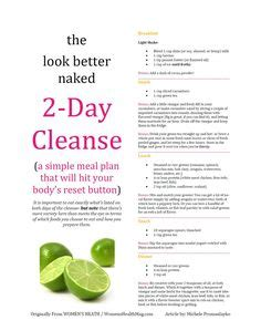 Diets Detox Pdf by Fit Guide 28 Day Challenge Pdf Search