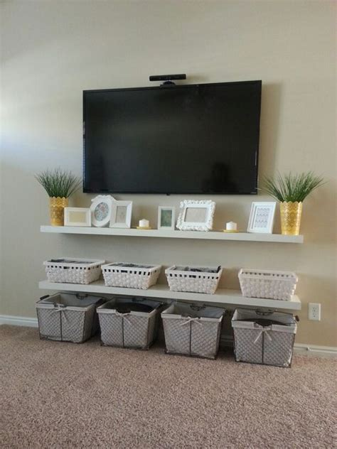 bedroom tv shelf tv shelving living rooms and the wall on pinterest