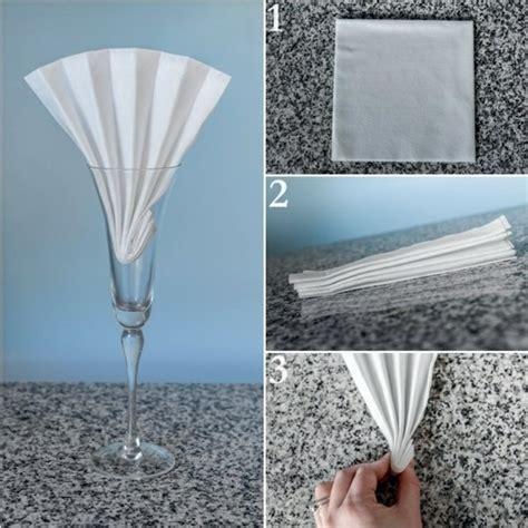 7 basic table napkin folding paper napkin folding create festive