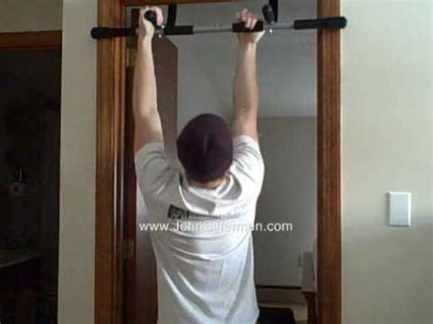 Pull Up Bar Kettler Door Chinning Bar Kettler Harga doorway pull up bar review by sifferman