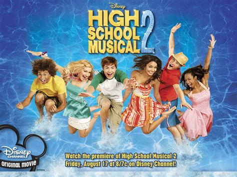 high school musical 2 images high school musical 2 wp hd wallpaper and background photos 164419