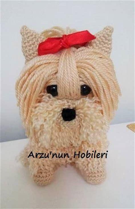 knitting pattern yorkshire terrier amigurumi yorkie tutorial pattern 1 knitting crochet