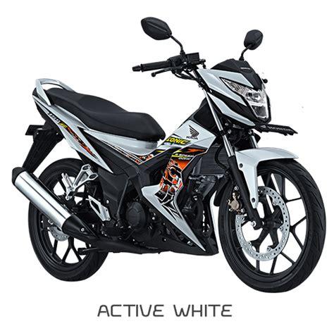 Sarung Motor Cover Suzuki Satria Sonic 150r Berkualitas Galeri Warna Dan Striping Honda Sonic 150r