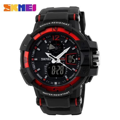 Jam Tangan Murah Jam Tangan Pria Skmei Ad 1081 Promo skmei jam tangan digital analog pria ad1040 black
