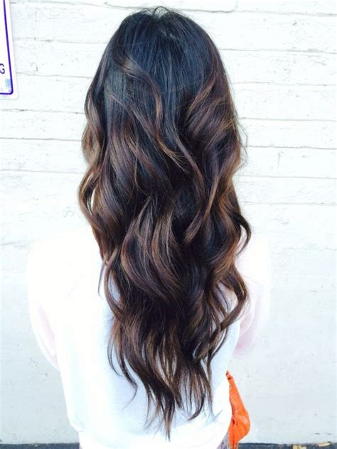 hair styles for light hair black hair with blonde highlights for 2018 hairstyles