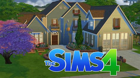 build a dream house my dream home quot sims 4 quot build youtube