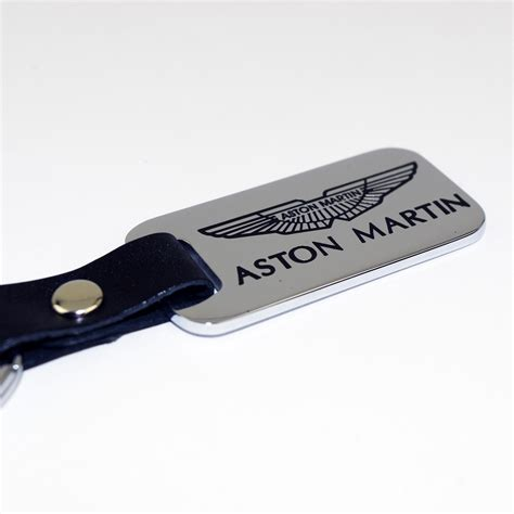 aston martin key chain aston martin chrome key chain fob fob