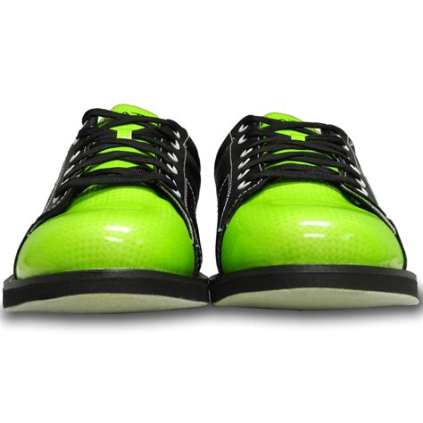 lime green shoes for s path bowling shoe black lime green pyramid bowling