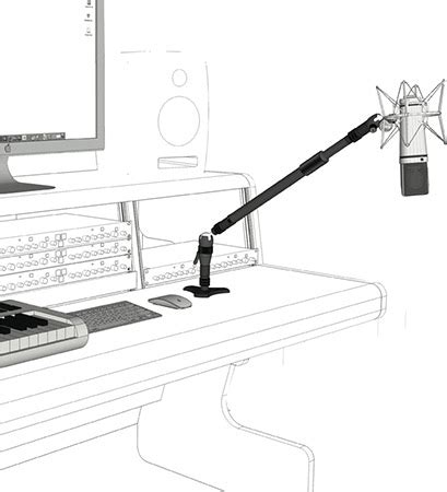 triad orbit microphone stand buying guide insync