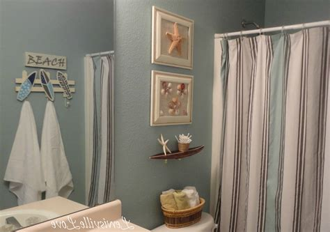 Beach themed bathroom decorations beach themed bathroom curtains bath bathroom accessories
