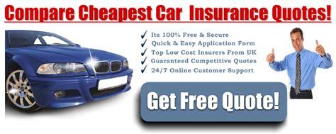 cheapest car insurance compare cheap car insurance