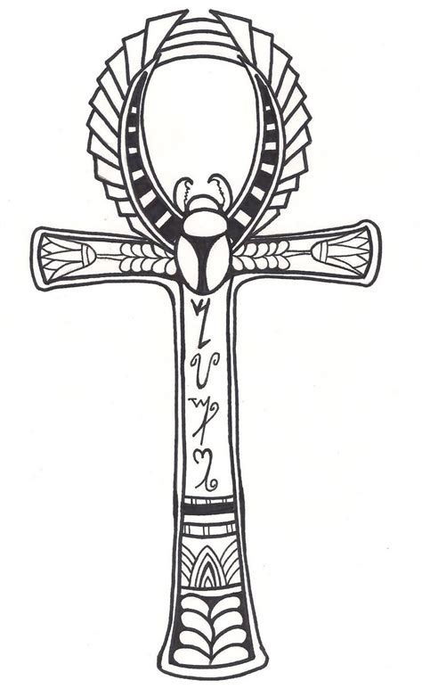 egyptian ankh tattoo designs 44 wonderful ankh tattoos designs