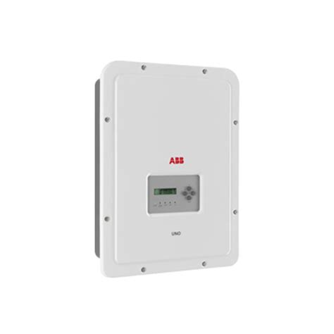 Abb Solar Australia by Abb Solar Uno 6 0 Dm Scert Order Now From Krannich Solar